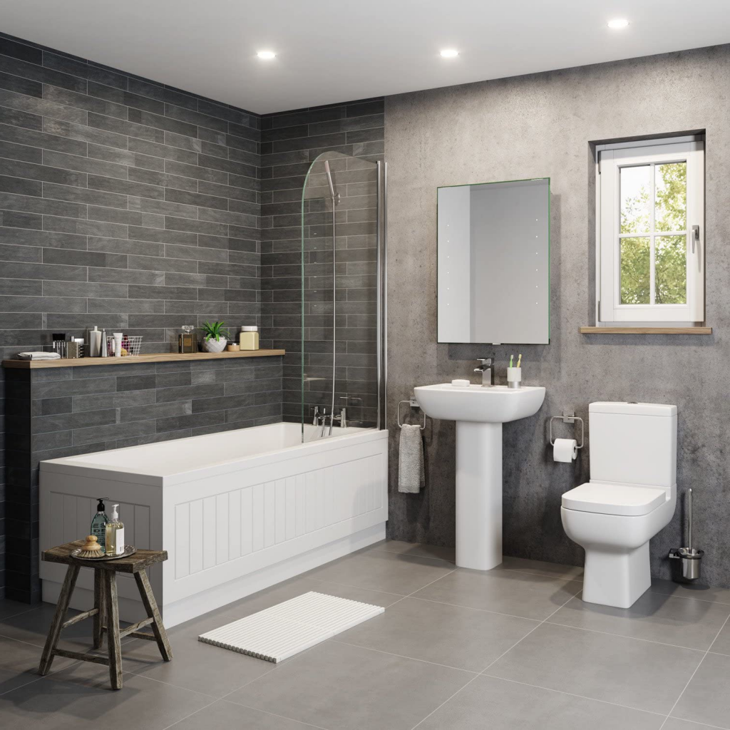 Create your dream bathroom with Glasgow Bathroom Fitters MPS